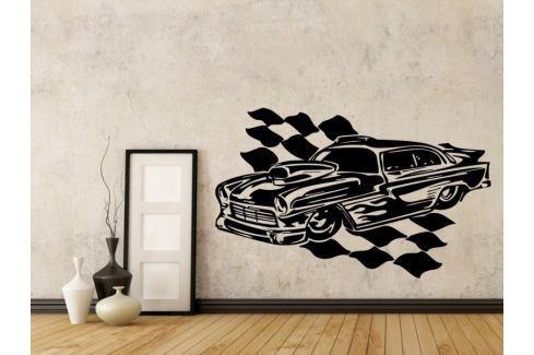 Samolepka na zeď Auto 057 Auto