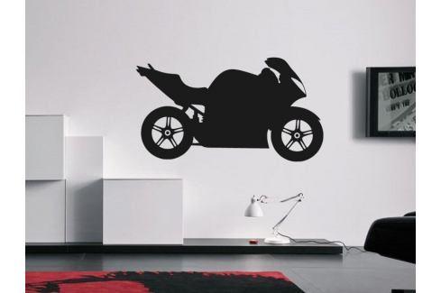 Samolepka na zeď Motorka 017 Motorka