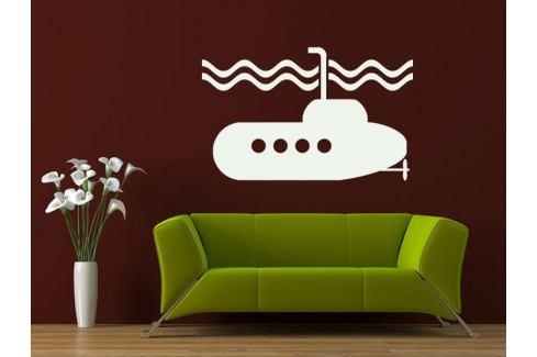 Samolepka na zeď Ponorka 001 Ponorka