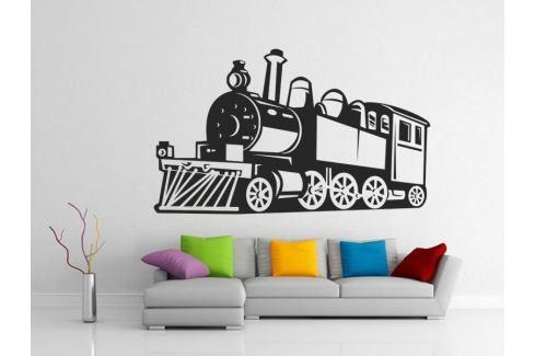 Samolepka na zeď Vlak 003 Vlak