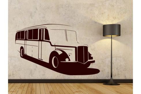 Samolepka na zeď Autobus 002 Autobus