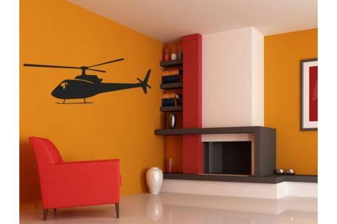 Samolepka na zeď Helikoptéra 005 Helikoptéra