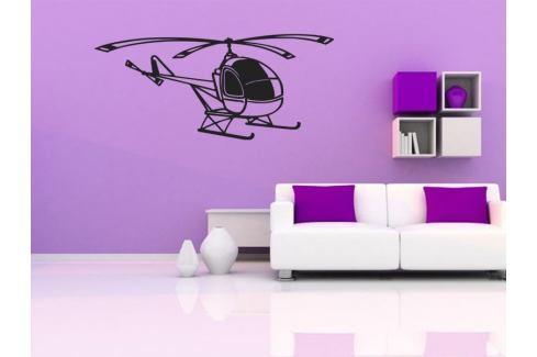 Samolepka na zeď Helikoptéra 006 Helikoptéra