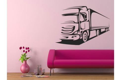 Samolepka na zeď Kamion 001 Kamion