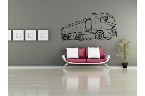 Samolepka na zeď Kamion 003 Kamion