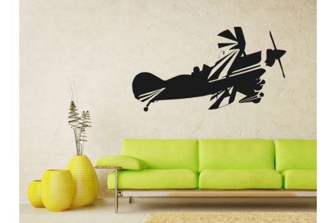 Samolepka na zeď Letadlo 013 Letadlo