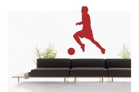 Samolepka na zeď Fotbalista 011 Fotbalista