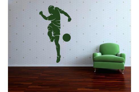 Samolepka na zeď Fotbalista 019 Fotbalista