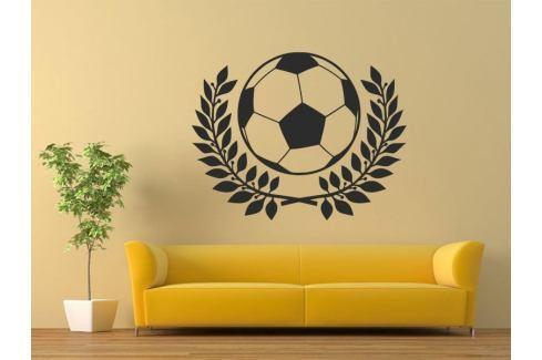 Samolepka na zeď Fotbalový míč 002 Fotbalový míč
