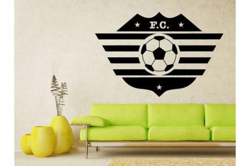 Samolepka na zeď Fotbalový míč 003 Fotbalový míč