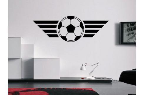 Samolepka na zeď Fotbalový míč 004 Fotbalový míč