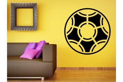 Samolepka na zeď Fotbalový míč 005 Fotbalový míč