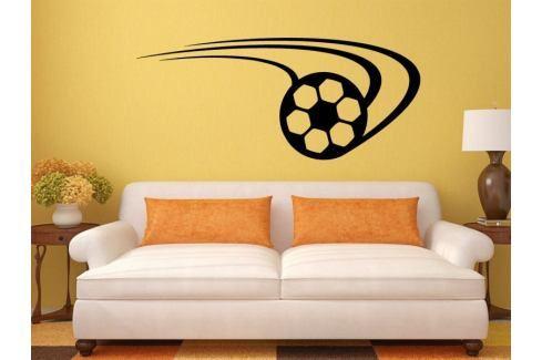 Samolepka na zeď Fotbalový míč 007 Fotbalový míč