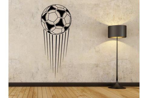 Samolepka na zeď Fotbalový míč 008 Fotbalový míč