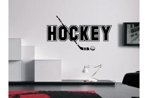 Samolepka na zeď Hokej 001 Hokej