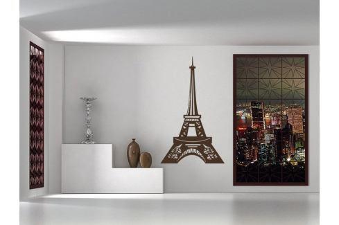 Samolepka na zeď Eifelova věž 006 Eifelova věž