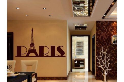 Samolepka na zeď Paříž 008 Paříž