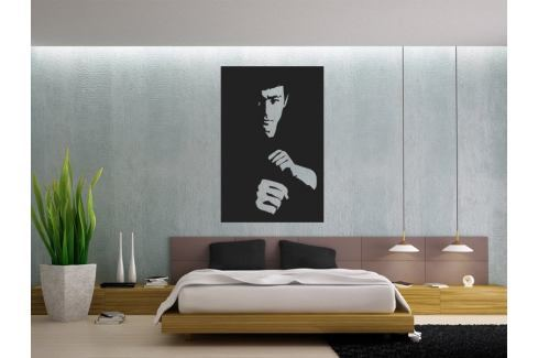 Samolepka na zeď Bruce Lee 001 Osobnosti