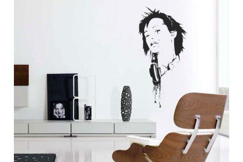 Samolepka na zeď DJ 006 DJ