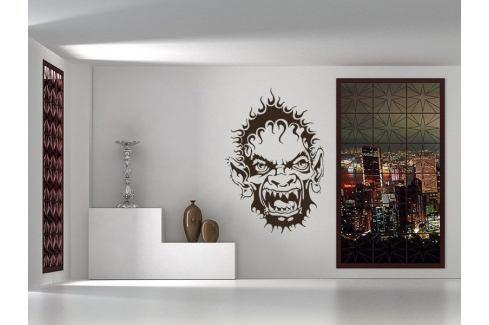 Samolepka na zeď Skřet 001 Fantasy