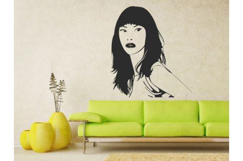 Samolepka na zeď Žena 040 Ženy