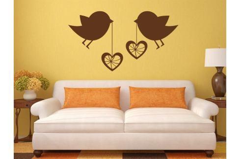 Samolepka na zeď Láska 001 Láska