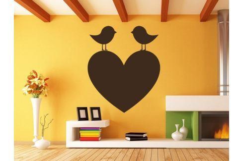 Samolepka na zeď Srdce 009 Srdce