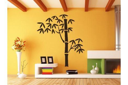 Samolepka na zeď Bambus 006 Bambus