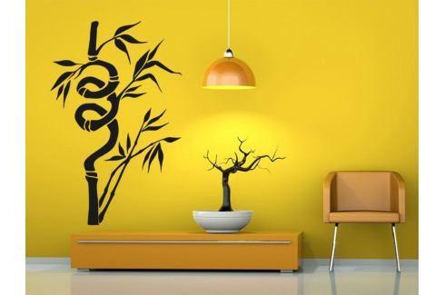 Samolepka na zeď Bambus 007 Bambus