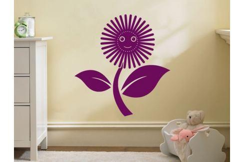 Samolepka na zeď Květiny 047 Kytičky