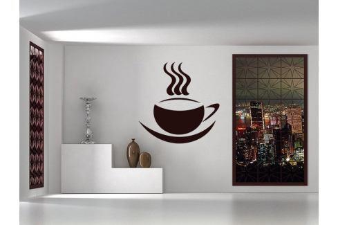 Samolepka na zeď Hrnek kávy 0045 Káva