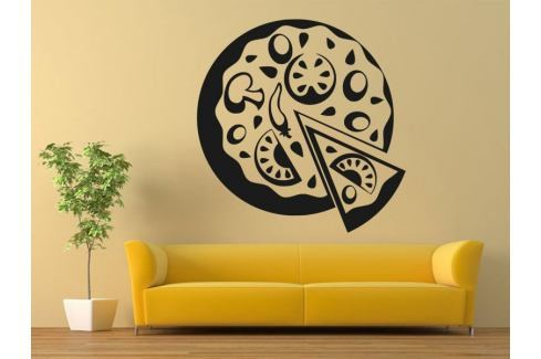Samolepka na zeď Pizza 0149 Pizza