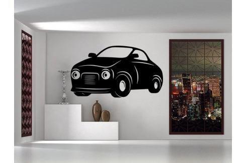 Samolepka na zeď Auto 0908 Auto