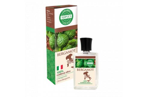 Topvet Bergamot 100% silice 10 ml Tělové krémy