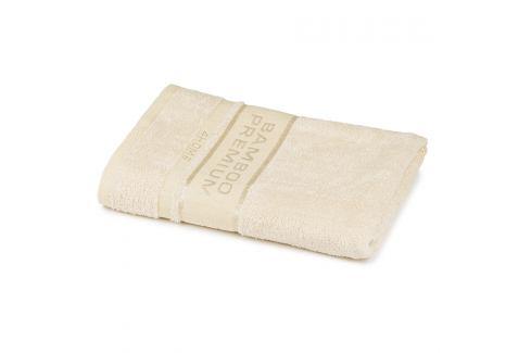 4Home Osuška Bamboo Premium krémová, 70 x 140 cm Ručníky