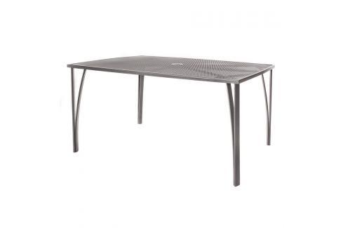 Happy Green Zahradní ocelový stůl, 150 x 90 cm Zahradní nábytek