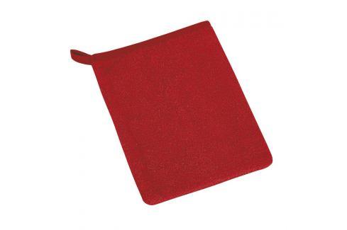 Bellatex froté žínka 17x25 cm červená Ručníky