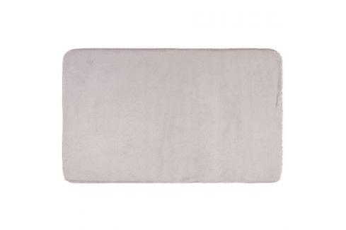 BO-MA Trading Koupelnová předložka Carol světle šedá, 50 x 80 cm Koberce a koberečky
