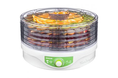 Sencor SFD 2105WH sušička ovoce, bílá Sušičky potravin