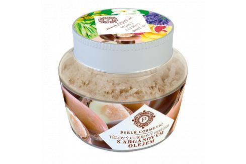 Topvet Cukrový peeling s arganovým olejem 200 g Tělové krémy