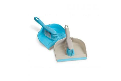 Spontex Standard smetáček a lopatka s gumovou lištou Smetáčky a lopatky