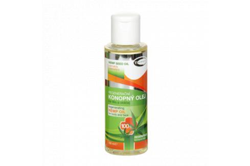Topvet 100 % Konopný olej, 100 ml Tělové krémy