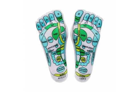 Masážní ponožky, L (40 - 43), 40 - 43 Zdraví