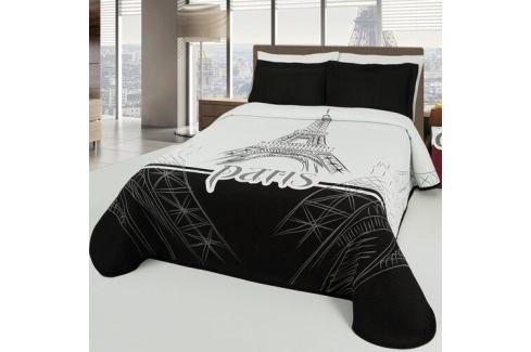 Forbyt Přehoz na postel Eiffel, 240 x 260 cm, 240 x 260 cm Přikrývky