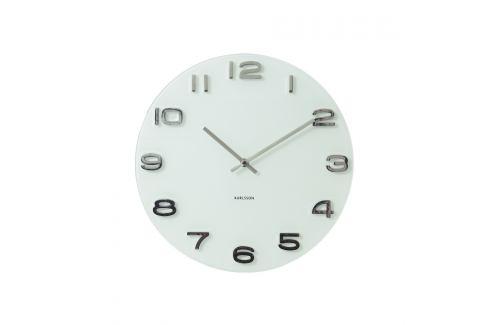 Karlsson 4402 Designové nástěnné hodiny, 35 cm Hodiny