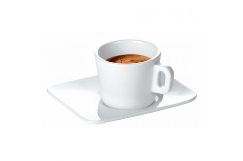 Tescoma Šálek espresso GUSTITO, s podšálkem 80 ml  Hrnky a šálky