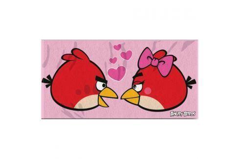 Jerry Fabrics Osuška Angry Birds 085, 70 x 140 cm Ručníky