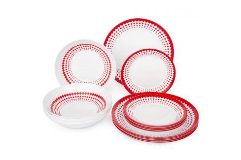 Arcoroc 18dílná jídelní sada Adonie L4963 Sady nádobí