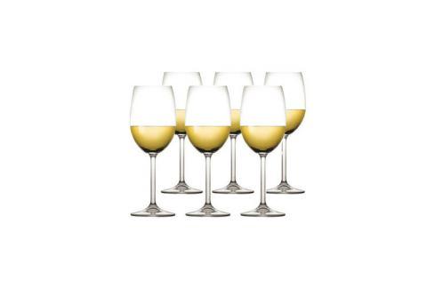 TESCOMA sklenice na bílé víno CHARLIE 350 ml, 6 ks  Sklenice