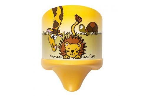 Rabalux 4571 Leon dětské nástěnné svítidlo, žlutá Svítidla